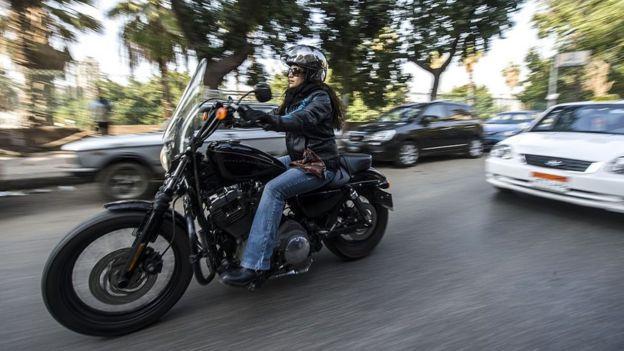 El año pasado, la UE impuso aranceles a la importación de las míticas motocicletas Harley Davidson.