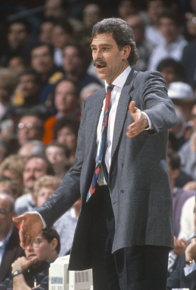 Phil Jackson em 1989
