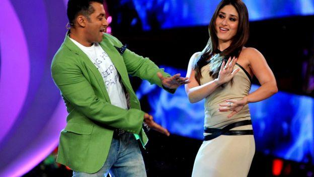 کرینہ اور سلمان خان
