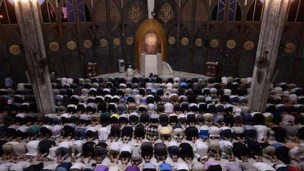 masjid di thailand