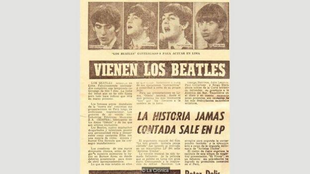 La Crónica назвала турне фарсом, а песни группы