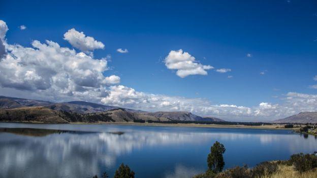 Laguna de Paca, Jauja.