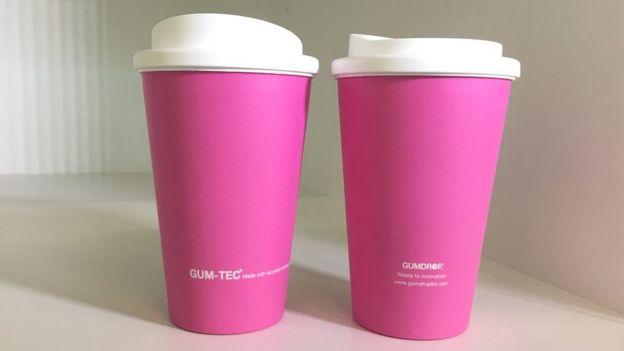 Gum cups