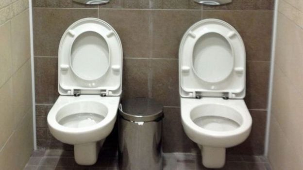Awe Inspiring Mlas Spend A Penny To Fund Toilet Twinning Scheme Bbc News Andrewgaddart Wooden Chair Designs For Living Room Andrewgaddartcom