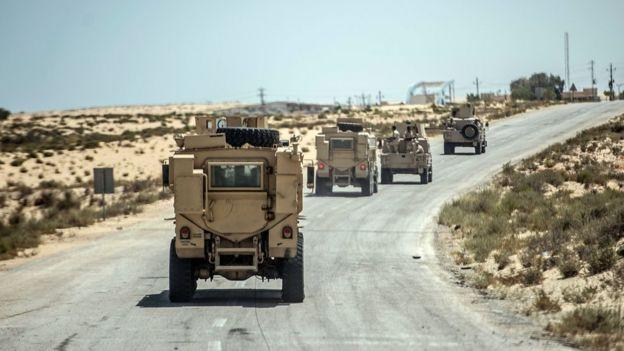 الجيش والشرطة شنا حملة على المتشددين العام الماضي