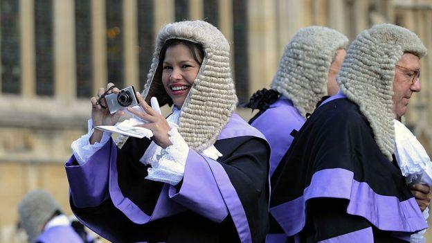 Tòa án Anh