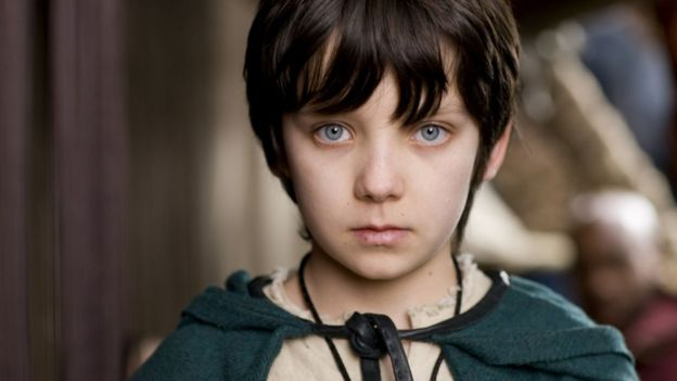 Asa Butterfield: The unconventional child star - BBC News