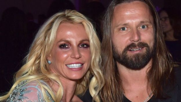 Max Martin and Britney Spears
