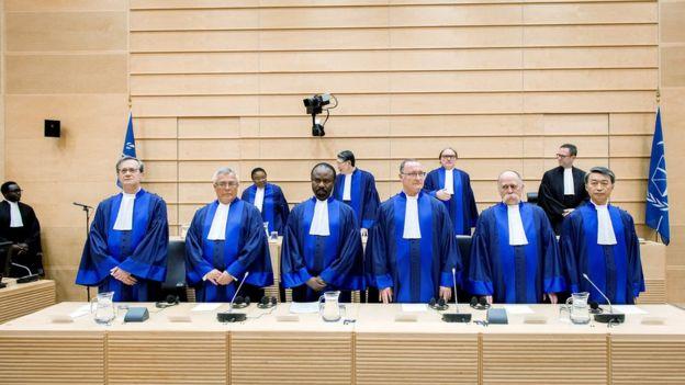 مقر دیوان بینالمللی کیفری همانند دیوان بینالمللی دادگستری در لاهه است