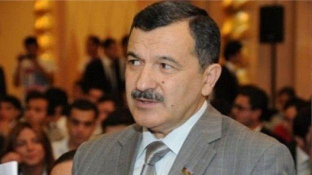 Aydın Mirzəzadə Millət vəkili