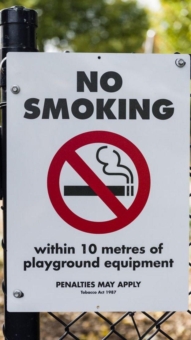 larangan merokok di Melbourne | foto dari BBC Indonesia