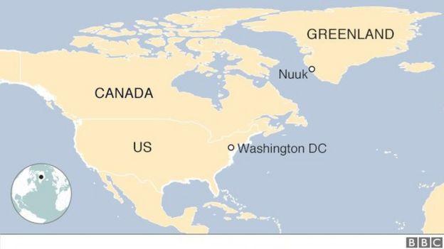 உலகின் மிகப் பெரிய தீவை விலைக்கு வாங்க விரும்பிய டிரம்ப்