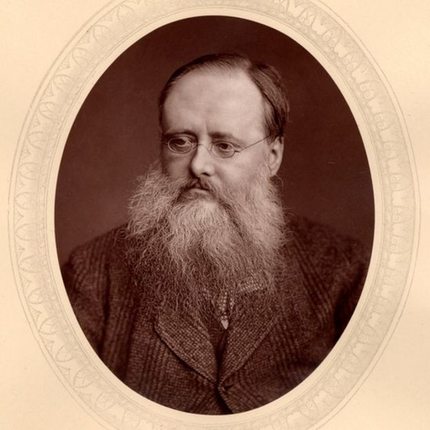 English novelist Wilkie Collins