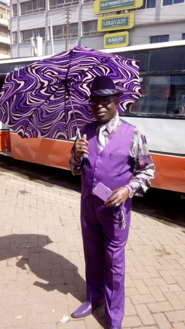 Anasema watu umpongeza sana na kumpa motisha