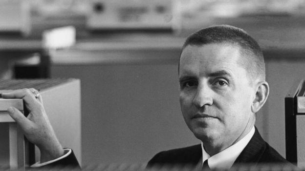 1968: headshot portrait of American businessman Ross Perot