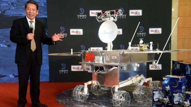 El Chang'e-4 forma parte de un programa más amplio de exploración lunar de China.