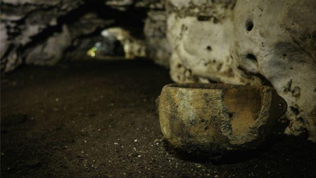 Cueva del Dios Jaguar