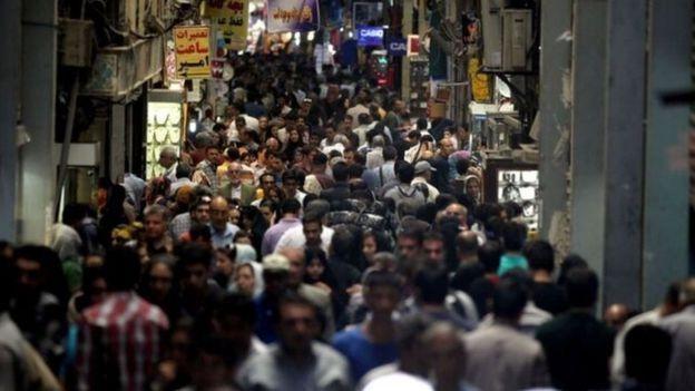 رشد جمعیت در ایران در سالهای اخیر همواره در حال کاهش بوده است