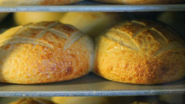 Masa para pan casero con grasa