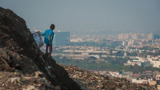 Hasil gambar untuk Masalah Sampah di Indonesia Pakai AI