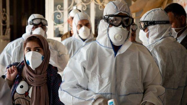 العراق تكشف عن إصابتين جديدتين بالفيروس في بغداد، وبذلك بلغ عدد المصابين بالفيروس في البلاد إلى 21 حالة حتى اللحظة