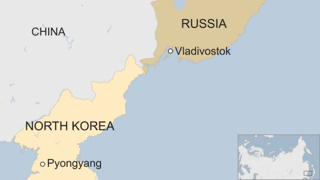 North Korea crisis: What will Russia do? - BBC News on