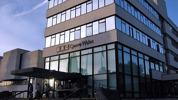 BBC Cymru Caerdydd