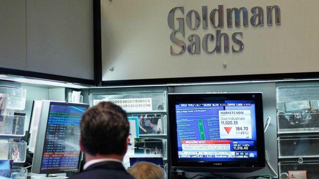 Funcionário da Goldman Sachs