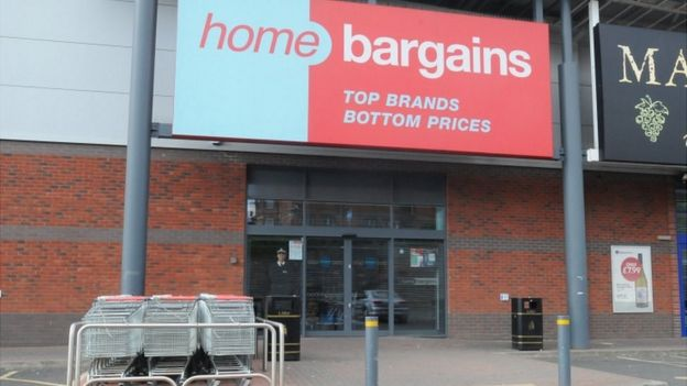 Home Bargains Worcester