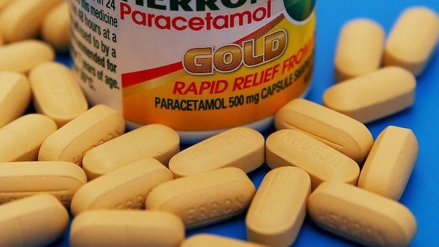 Paracetamol.