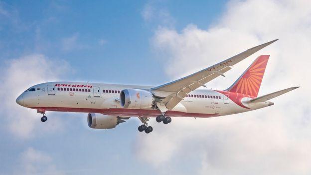 Aeroplan Air India