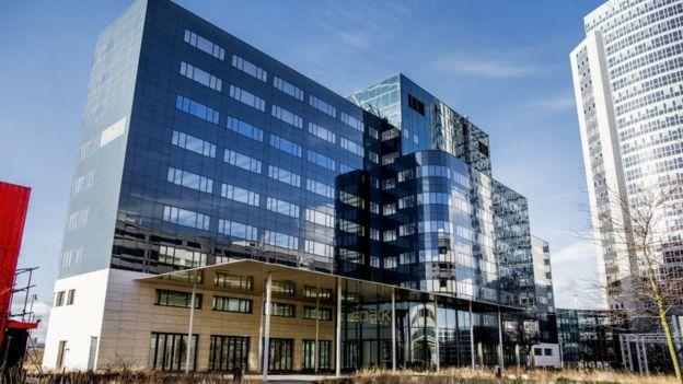 Sede de la Agencia Europea de Medicamentos, Ámsterdam.