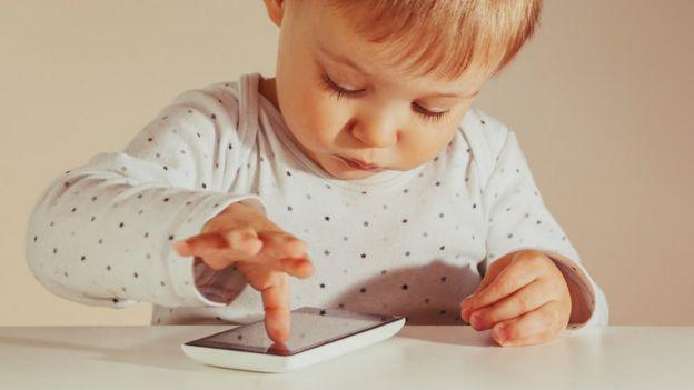 بچے صحت سمارٹ فون