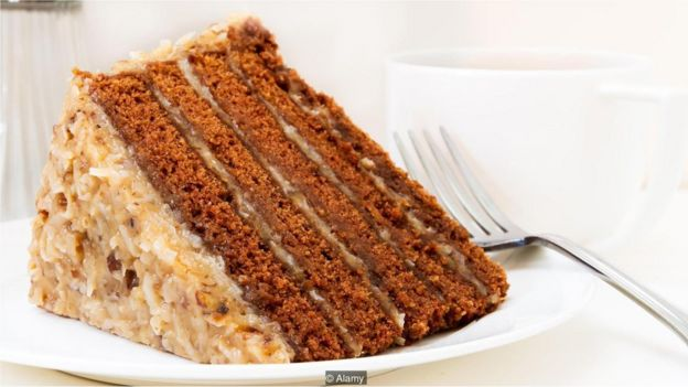 bolo alemão