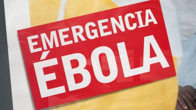 Cartel de Emergencia Ébola