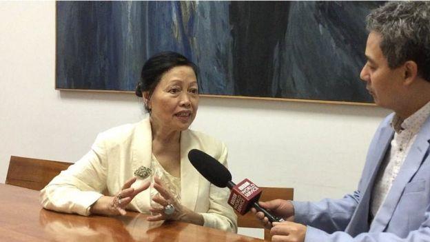 Tiến sỹ Thái Kim Lan