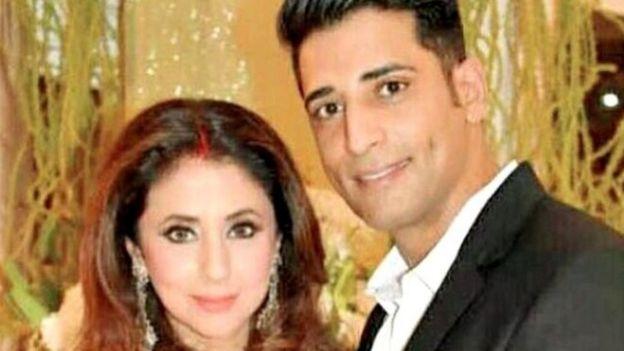 ارمِلا اور انکے شوہر محسن اختر میر