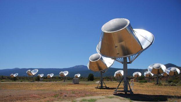 Телескопи SETI