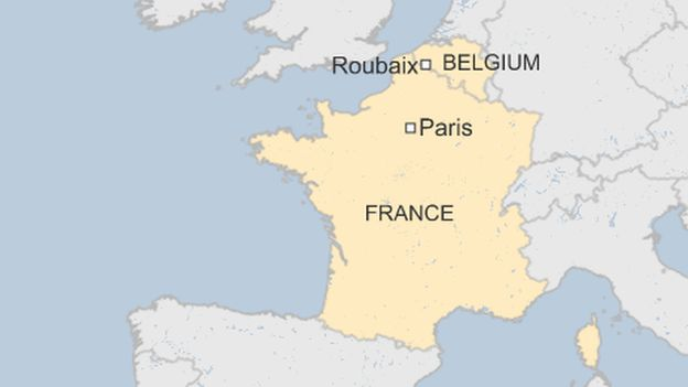 Roubaix hostage situation in northern France ends BBC News
