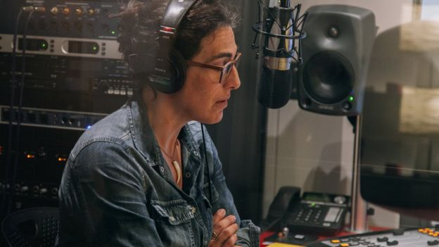 Sarah Koenig presenter of Serial