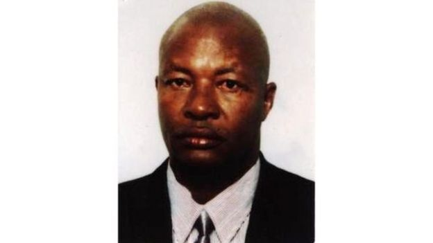 Waziri wa mazingira nchini Burundi Emmanuel Niyonkuru