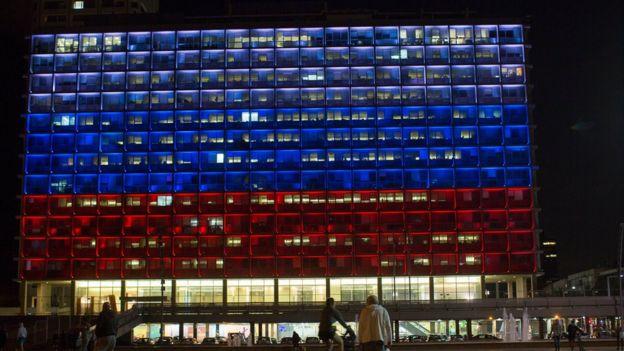ساختمان شهرداری تل اویو