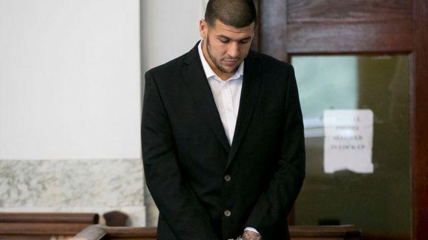 Aaron Hernández