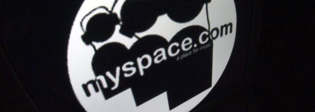 Logo do MySpace