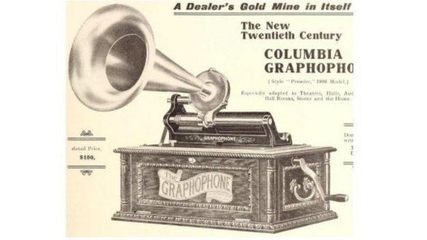 Ảnh máy ống xi lanh đầu thế kỉ 20