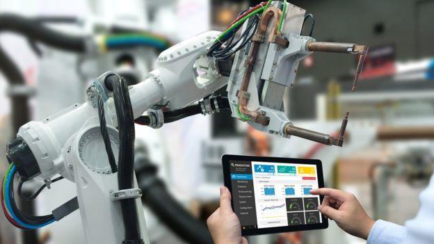 Ambiente de trabalho automatizado