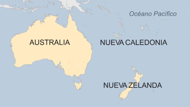 Nueva Caledonia Rechaza En Un Referendum Independizarse De Francia