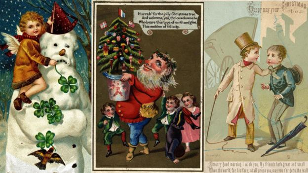 Frog murder and boiled children: 'Merry Christmas' Victorian style ...