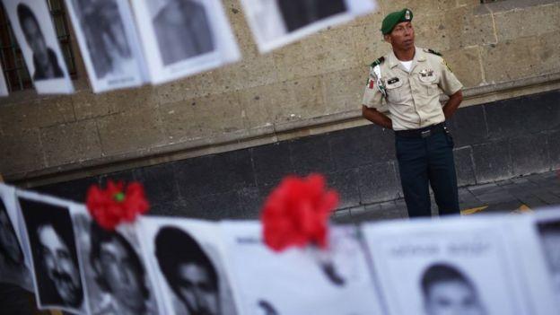 Memorial de víctimas de la guerra contra las drogas