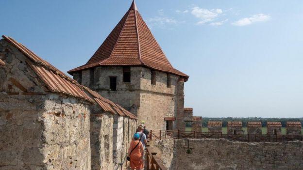 حصن بيندر في مولدوفا
